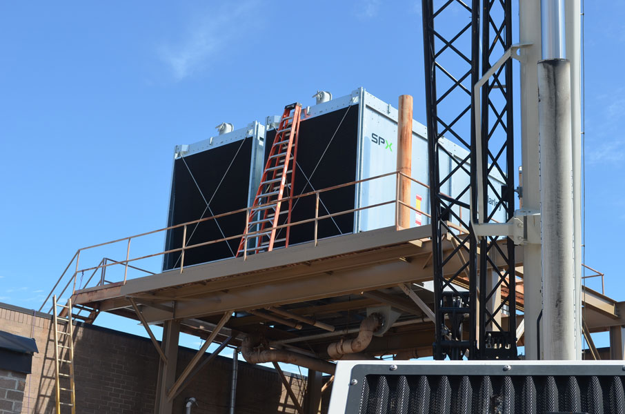 Centrifugal Cooling Tower : Hvac repair maintenance installation chiller plant